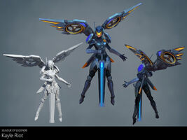 Kayle Update Riot Model 01