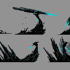 Lissandra Concept 2 (by Riot Artist <a rel=