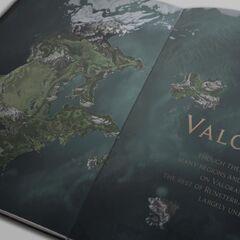 2014 Runeterra Map Concept 1 (by Riot Artist <a href=
