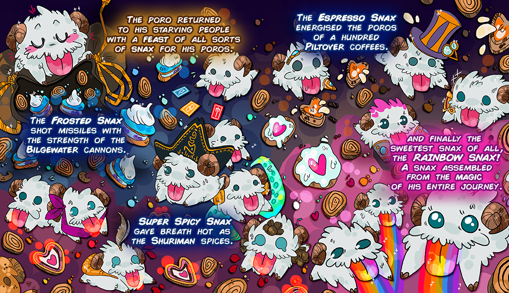The Tale of the Poro King pr21