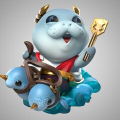 Urf Statue Model 1 (by Riot Artists <a href=