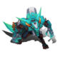 Warwick PROJECT (Turquoise)