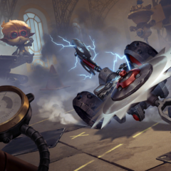 Mk0: Windup Shredder
