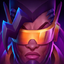 Demacia Vice Lucian Border profileicon