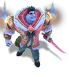 Dr. Mundo FrozenPrinceMundo (Rose Quartz)