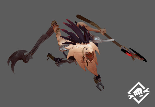 Fiddlesticks Update Model 05