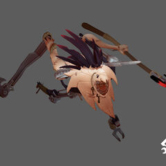 Fiddlesticks Update Model 5 (by Riot Artist <a href=