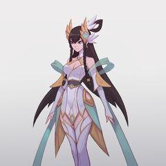 Divine Sword Irelia Concept 5 (by Riot Artist <a href=