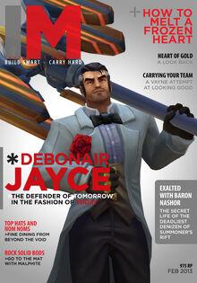 Jayce Debonair Promo