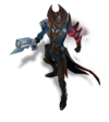 Lucian HighNoon (Sapphire)