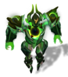 Xerath DarkStar (Emerald)