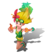 Zoe Poolparty-Zoe (Smaragd) M