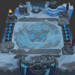 Winter's Claw Arena Concept 2 (by Riot Artist <a href=