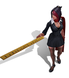 Fiora Headmistress (Base)
