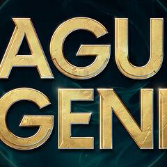 League of Legends Update Logo Concept 3