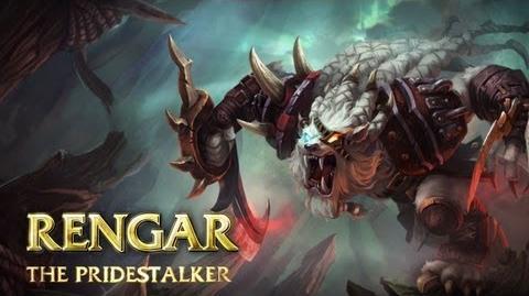 Rengar Champion Spotlight old