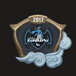 Worlds 2017 Longzhu Gaming Emote