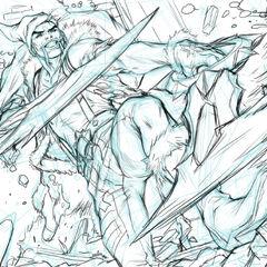 Santa Draven Splash Concept 2 (by Riot Artist <a href=