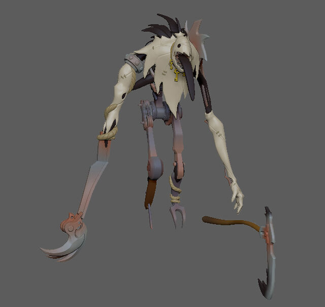 Fiddlesticks Update Model 03