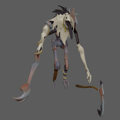 Fiddlesticks Update Model 3 (by Riot Artist <a href=