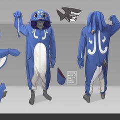 Fizz Onesie Concept 1 (by Riot Artist <a href=