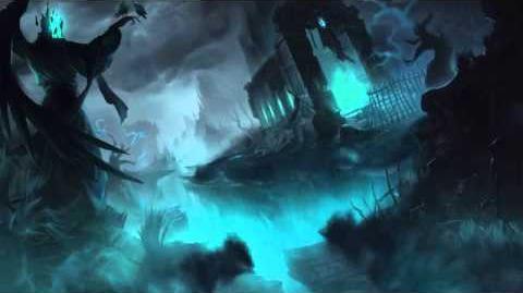 Harrowing 2014 (Halloween) League Of Legends Login Screen With Music