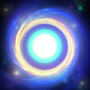 Kosmisch Beschwörersymbol