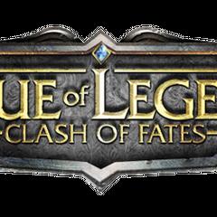 League of Legends Old Logo 2