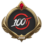MSI 2018 100 Thieves Emote