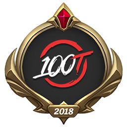 MSI 2018 100 Thieves Emote