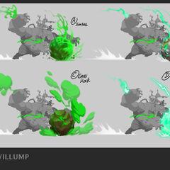 Zombie Nunu & Willump Update Concept 3 (by Riot Artist <a href=
