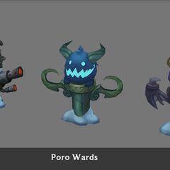 Poro Ward Concept 1 (by Riot Artist <a rel=