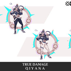 True Damage Qiyana Concept 3 (by Riot Artist <a rel=