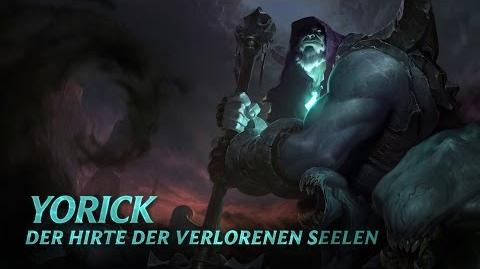 Yorick Champion Spotlight