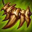 Kościany Naszyjnik (zielony) (20 trofeów) przedmiot