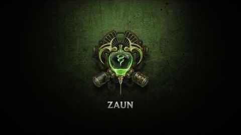 Runeterra Adventure Zaun