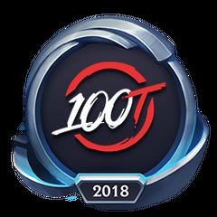Mistrzostwa 2018 – 100