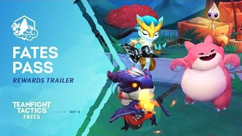 Discover the Fates Pass Rewards Trailer - Teamfight Tactics