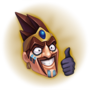 Draven Approves! Emote