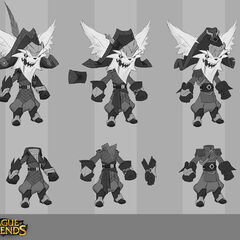 Kled Concept 17 (by Riot Artist <a href=