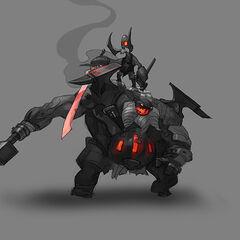 Ornn Concept 1 (by Riot Artist <a href=