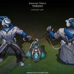 SSW Thresh Concept (by Riot Artist <a href=