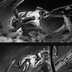 Dark Star Cho'Gath Splash Concept 2 (by Riot Artist <a href=