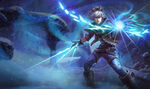 Ezreal FrostedSkin Ch