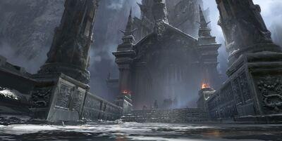 Freljord Vaults Of The Iceborn
