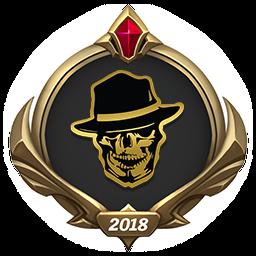 MSI 2018 Royal Bandits Emote