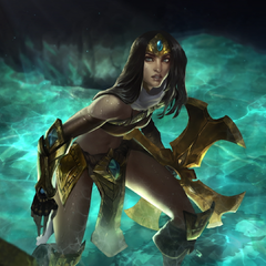 Sivir at the Oasis of the Dawn 2