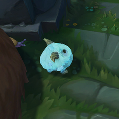 Poro on the Blue Side of Summoner's Rift