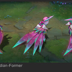 Star Guardian Xayah Concept 2 (by Riot Artist <a href=