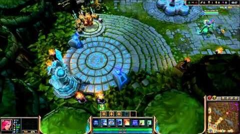 10 23 PBE New Summoner Spell Revive Particles